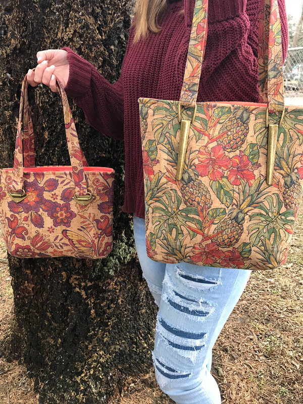 Cork Fabric - BAG & QUILT PATTERNS